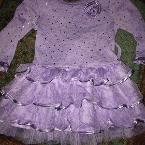 4T girls tutu dress